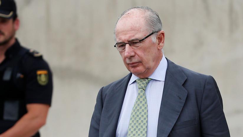 """España: El juez rechaza procesar """"de momento"""" a Rodrigo Rato por el cobro de comisiones ilegales"""