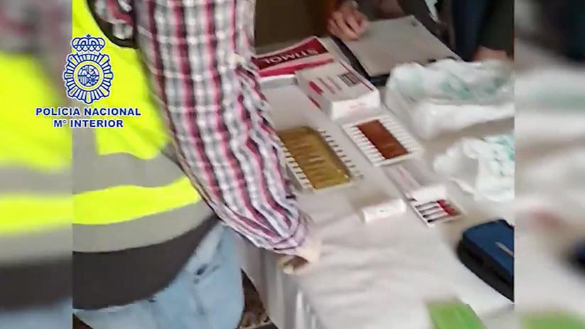 VIDEO: Detenidos seis atletas profesionales en una operación antidopaje en España