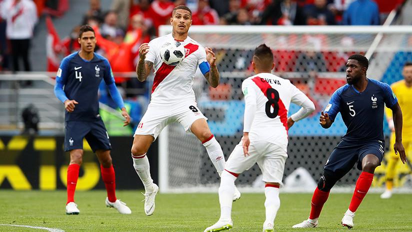 Perú, la primera selección sudamericana en quedar eliminada del Mundial de Rusia