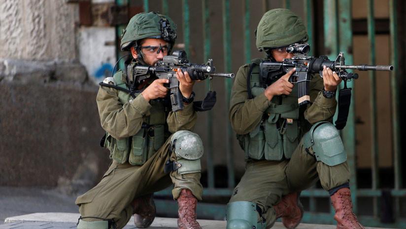 Israel implanta en sus tropas de tierra identificadores mediante infrarrojos