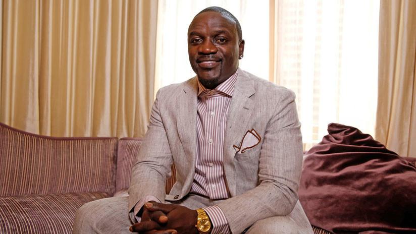 El rapero Akon anuncia planes para crear una ciudad futurística con base en su propia criptodivisa