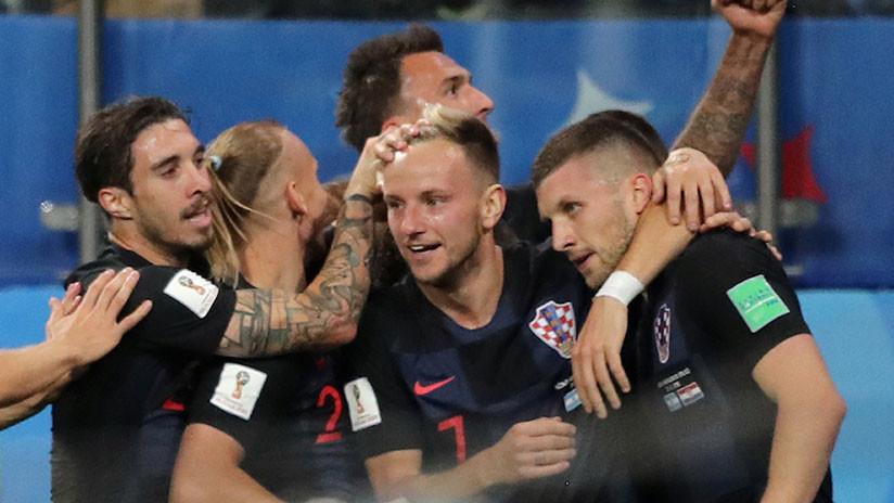 Croacia marca y acrecienta las dudas sobre Argentina