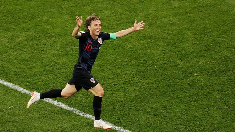 Croacia marca su segundo gol y pone en aprietos a Argentina