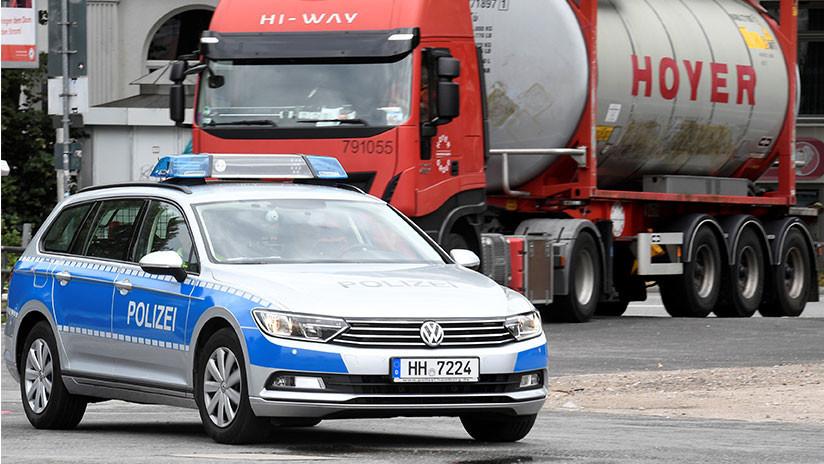 ¿Cuántos ayudan si hay un accidente vial? La Policía alemana simula un choque y lo comprueba (VIDEO)