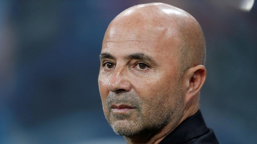 """Tengo mucho dolor"": Sampaoli se responsabiliza de la derrota de Argentina ante Croacia"