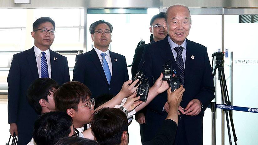 Las dos Coreas se encuentran para organizar reuniones de familias divididas por la guerra