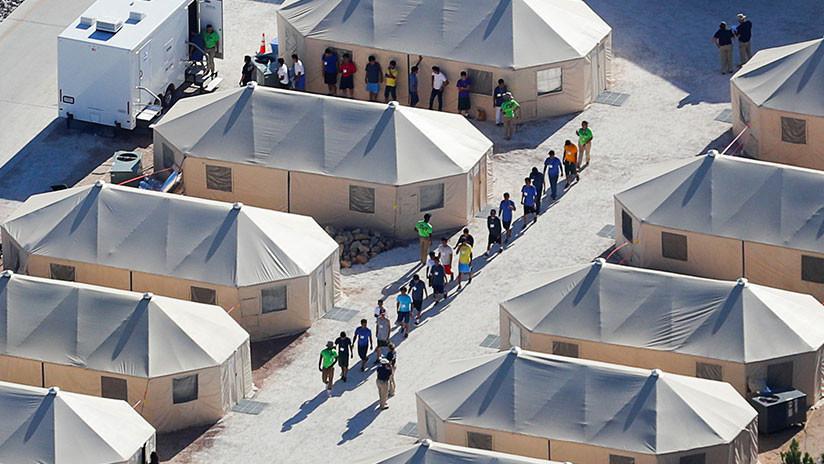 500 niños migrantes se reúnen con sus familias tras ser separados en la frontera con EE.UU.