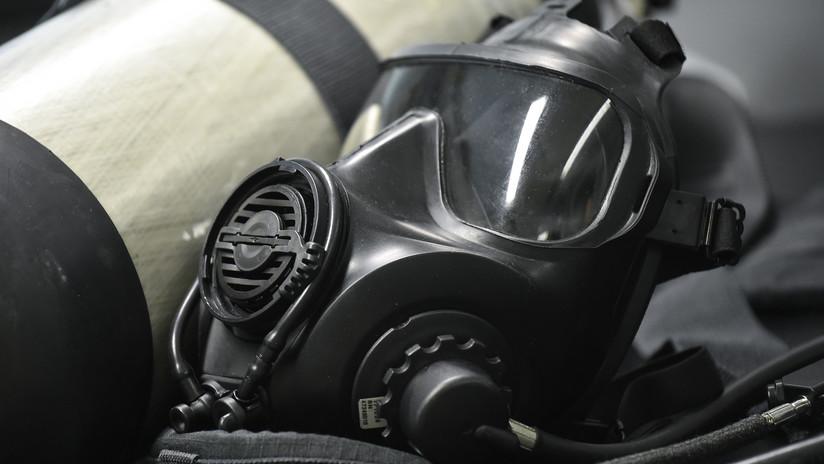 Rusia: Descubren toneladas de sustancias tóxicas en zonas liberadas de extremistas en Siria