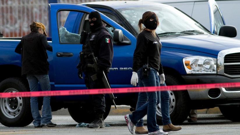 México bate un nuevo récord de asesinatos por dia
