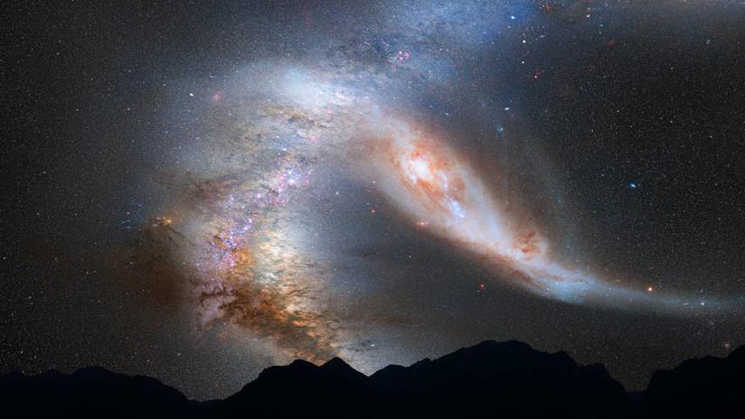 La relatividad funciona también en las galaxias