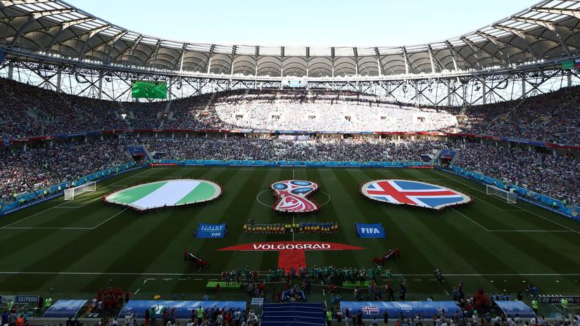Nigeria vence a Islandia y a Argentina le queda una vida más en Rusia 2018