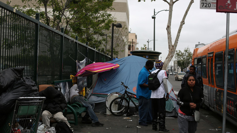 """Haley tacha un informe de la ONU sobre la pobreza en EE.UU. de """"engañoso y políticamente motivado"""""""