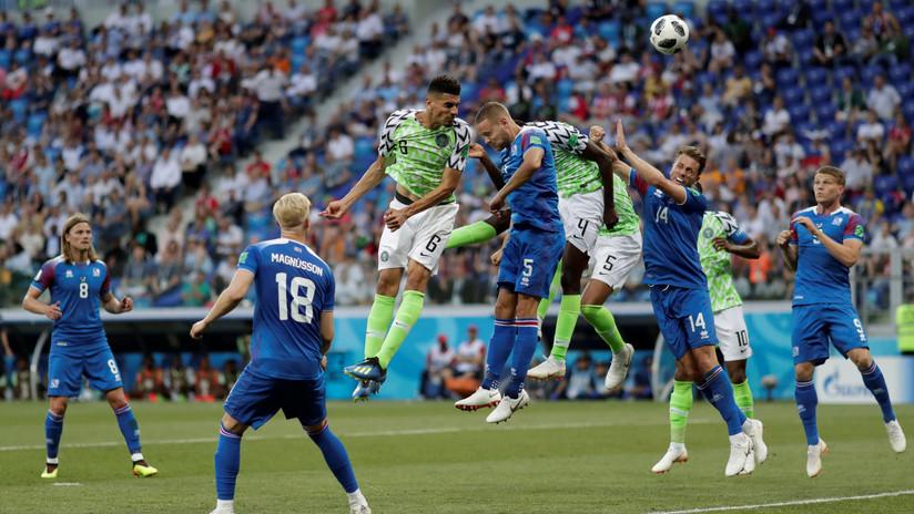 Nigeria marca por partida doble y le da vida a Argentina