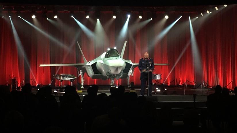 Los dos primeros cazas F-35 que 'recibe' Turquía no saldrán de EE.UU.