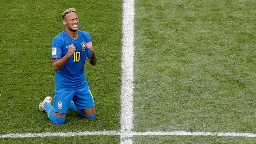 Neymar revela el motivo de su llanto en el encuentro contra Costa Rica