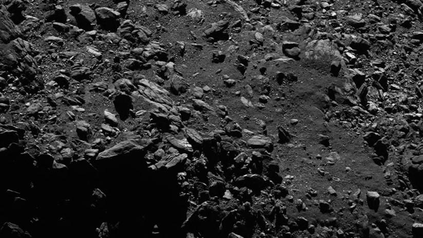 VIDEO: El último viaje de la sonda Rosetta fue un choque kamikaze
