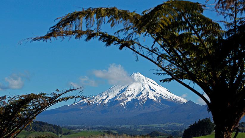 """""""Es cuestión de 'cuándo'"""": Nueva Zelanda no baja la guardia ante una posible erupción del Taranaki"""