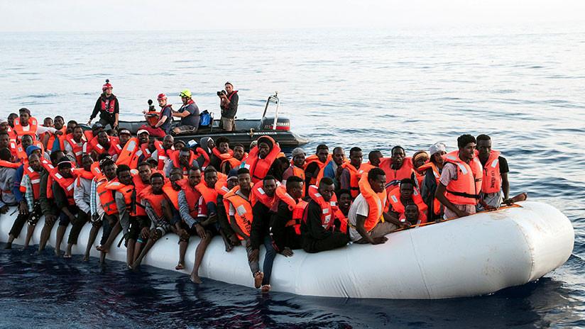 El problema de la migración divide a la UE y amenaza a Angela Merkel