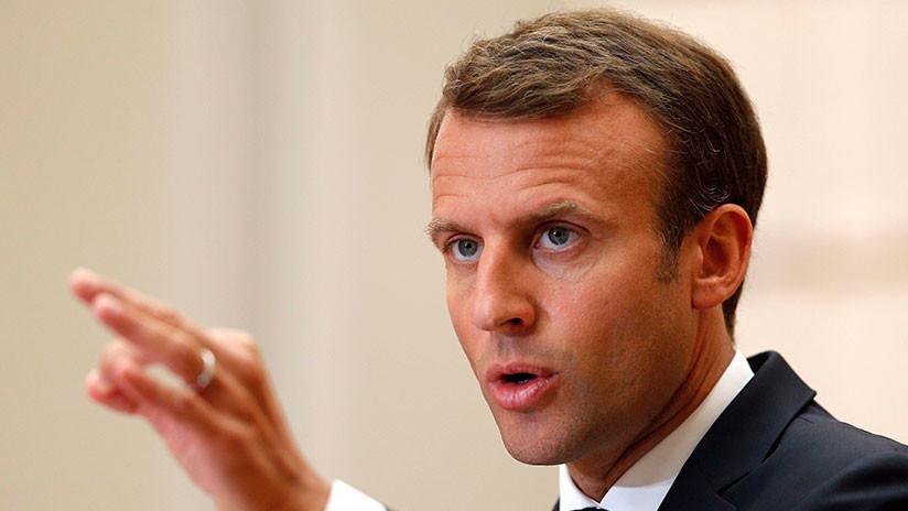 """Roma: El """"arrogante"""" Macron podría convertirse en el enemigo N.º 1 de Italia en tema de inmigración"""