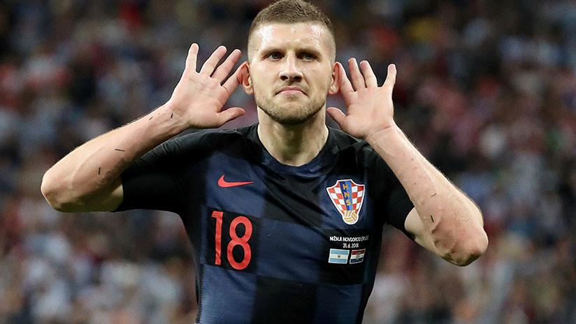 """Jugador croata: """"Argentina me dejó tan mala impresión que desistí de pedirle a Messi la camiseta"""""""
