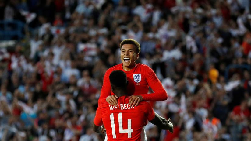 Inglaterra pierde a una de sus figuras clave del mediocampo para el partido ante Panamá
