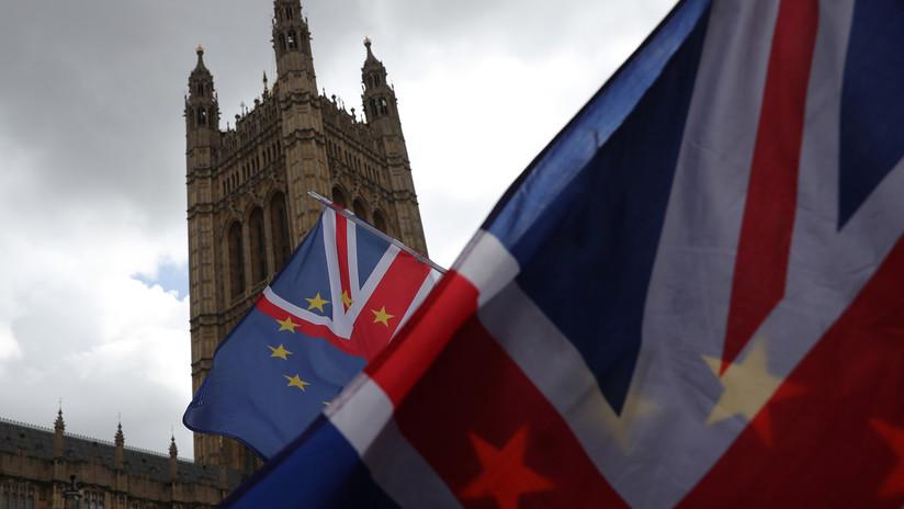 Los gastos del Reino Unido por el 'Brexit' superan sus pagos al presupuesto de la UE