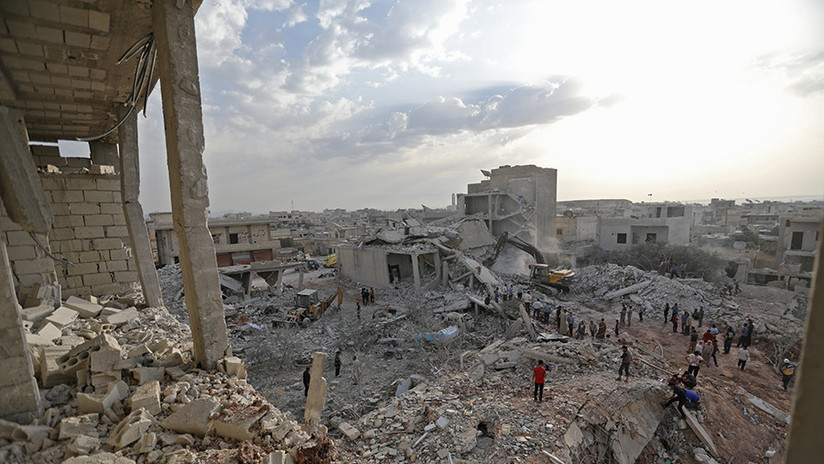 El Centro ruso para la reconciliación en Siria alerta de que Al Nusra urde una provocación en Idlib