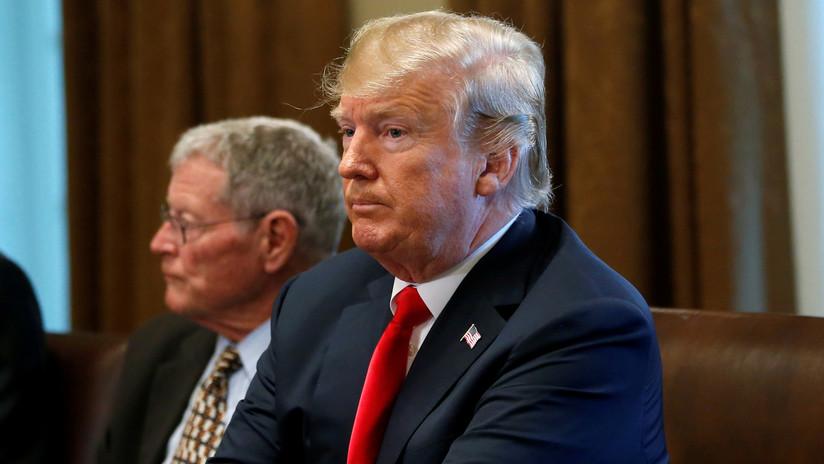 Trump insta a deportar a todos inmigrantes irregulares sin pleito judicial