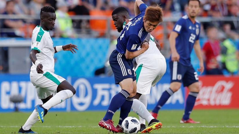 Senegal y Japón empatan y se jugarán el pase a octavos ante Colombia y Polonia
