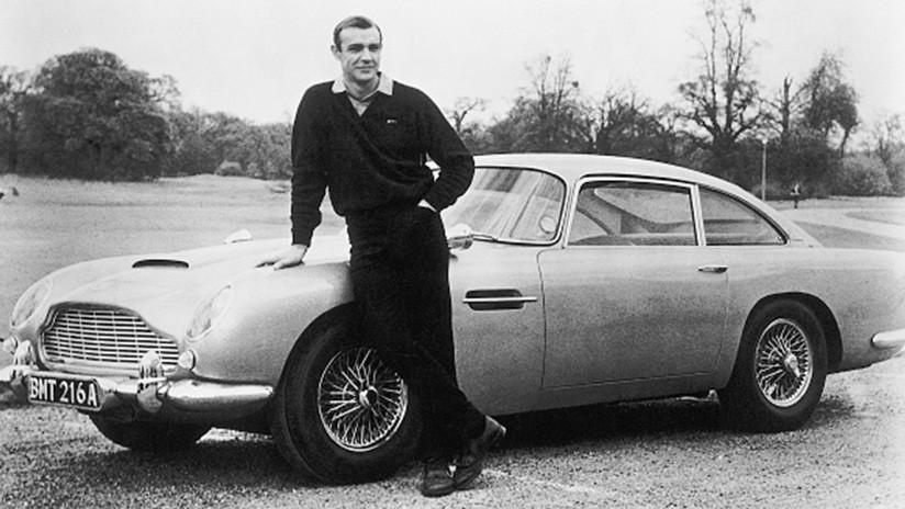 El Aston Martin de James Bond aparece en Oriente Medio 20 años después de ser robado