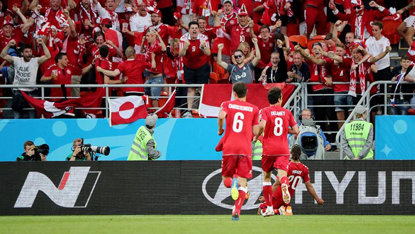 La FIFA sanciona a Dinamarca por altercados y mensajes sexistas de su hinchada
