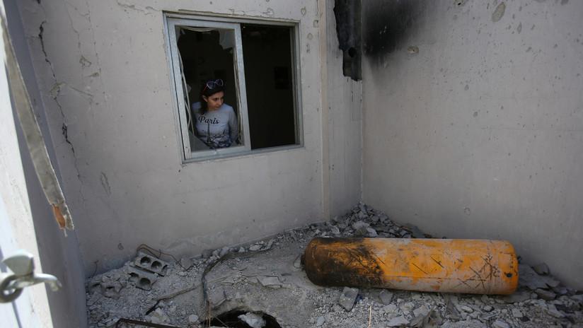 Partes del laboratorio químico terrorista hallado en Duma provienen de la UE y América del Norte