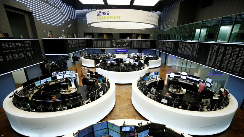 Las bolsas europeas sufren una caída por la incertidumbre en los mercados