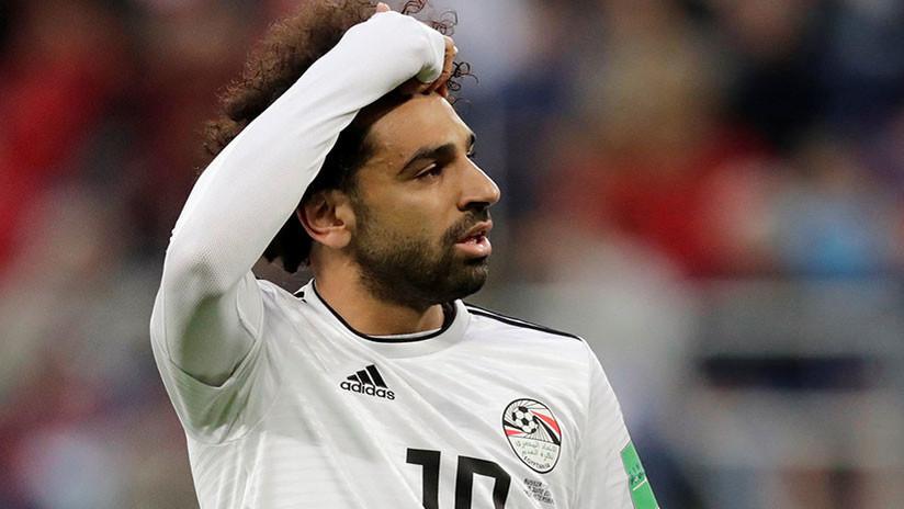 """""""Ni idea de dónde obtiene la CNN su información"""": La selección egipcia niega que Salah medite irse"""