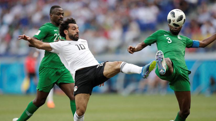 Arabia Saudita vence 'in extremis' y se despide del Mundial con el tercer puesto del Grupo A