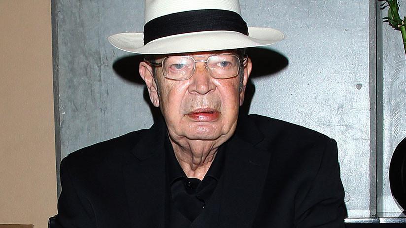 Fallece Richard Harrison, 'El Viejo' del programa 'El Precio de la Historia' de History Channel
