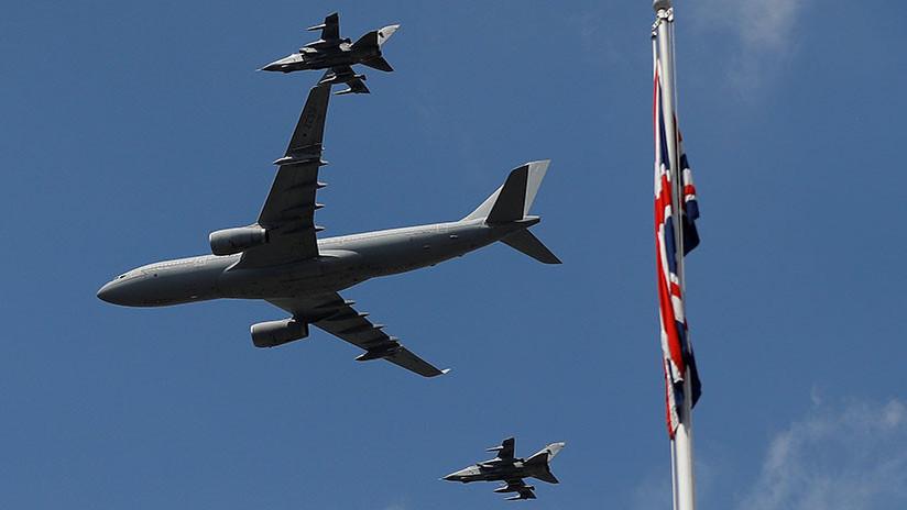 Primera ministra: Gran Bretaña ya no es una potencia militar de 'primer nivel'