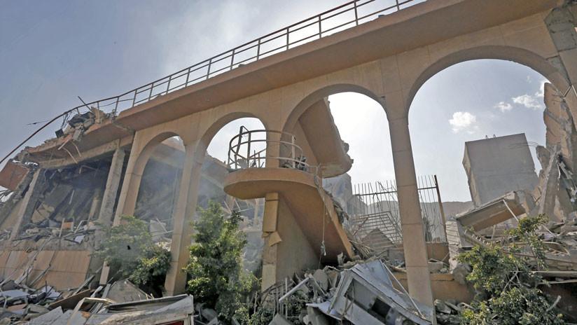 Rusia: Occidente evita responder por qué atacó el Centro de investigación científica sirio de Barzeh