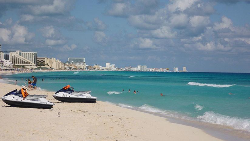 Una balacera en Cancún deja heridos a una niña y a un joven