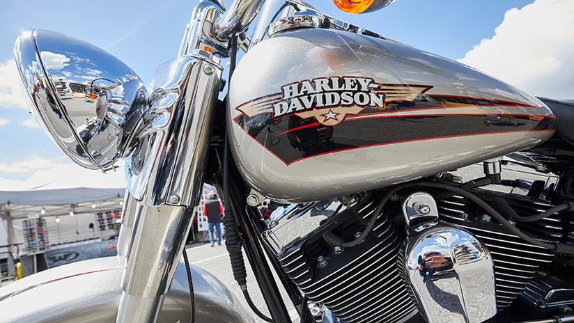 """""""Luché por ellos, pero agitan la bandera blanca"""": La indignación de Trump con Harley-Davidson"""