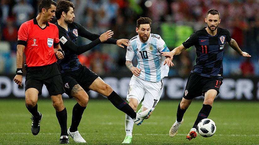 ¿Qué necesita Messi para no tener que armar valija e irse del Mundial? (FOTOS)