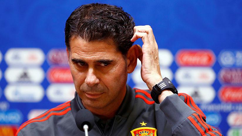 El seleccionador español comparte sus expectativas ante el partido de octavos de final contra Rusia