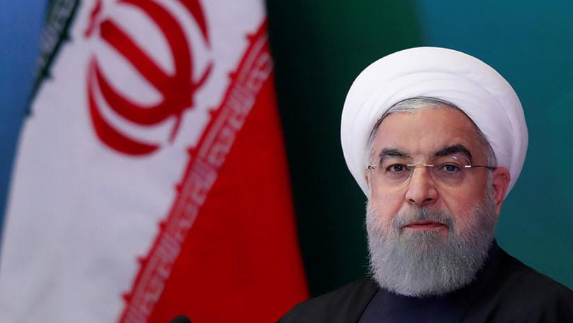 Rohaní: Irán tiene derecho a enriquecer uranio para fines pacíficos