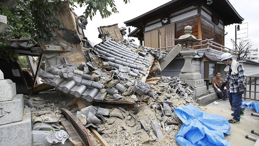 Elevan la probabilidad de que se produzcan fuertes terremotos en Japón en los próximos 30 años