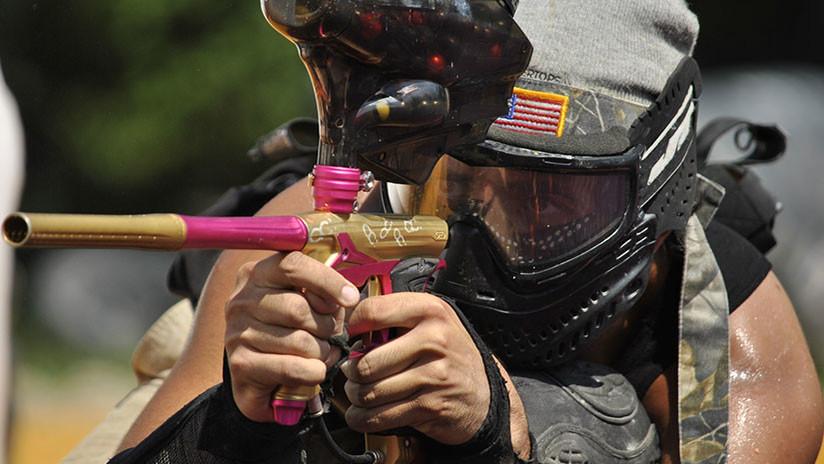 EE.UU. compra rifles de 'paintball' para sus tropas en Afganistán (y no son para entrenar)