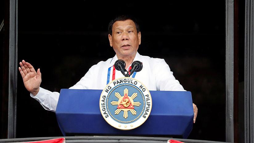 """Duterte: """"Seu Deus é estúpido, o meu tem bom senso"""""""