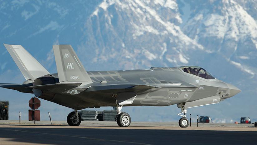 EE.UU. podría suspender la transferencia de cazas F-35 a Turquía por cuestiones de seguridad