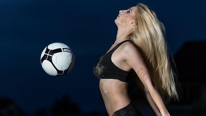 ¡Nada de pechos!: FIFA obliga a una clínica rusa a retirar publicidad de implantes mamararios