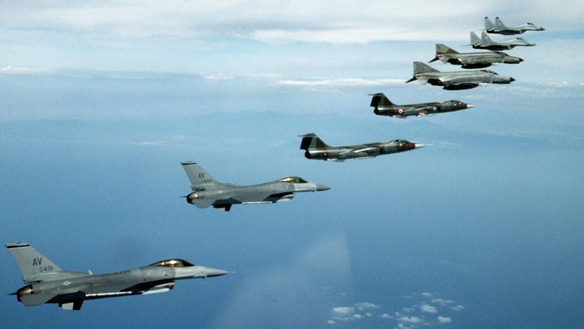 La OTAN revela su primera estrategia conjunta para las Fuerzas Aéreas