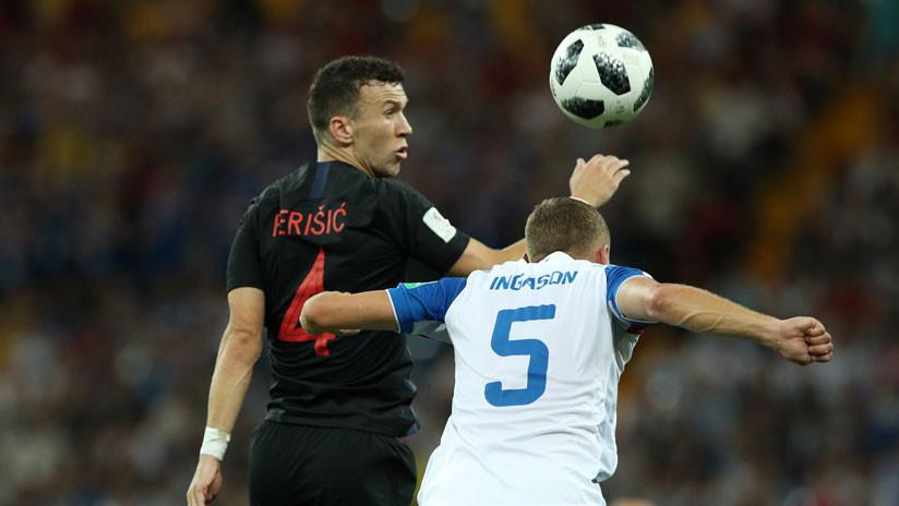 Tras vencer a Islandia, Croacia queda líder de grupo y pasa a octavos
